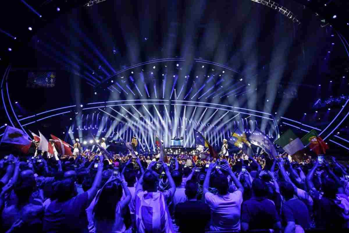 Eurovision Song Contest 2021 Live